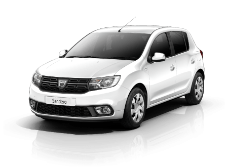 Rental car Dacia Sandero cheap