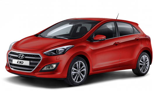 Rental car Hyundai i30 cheap