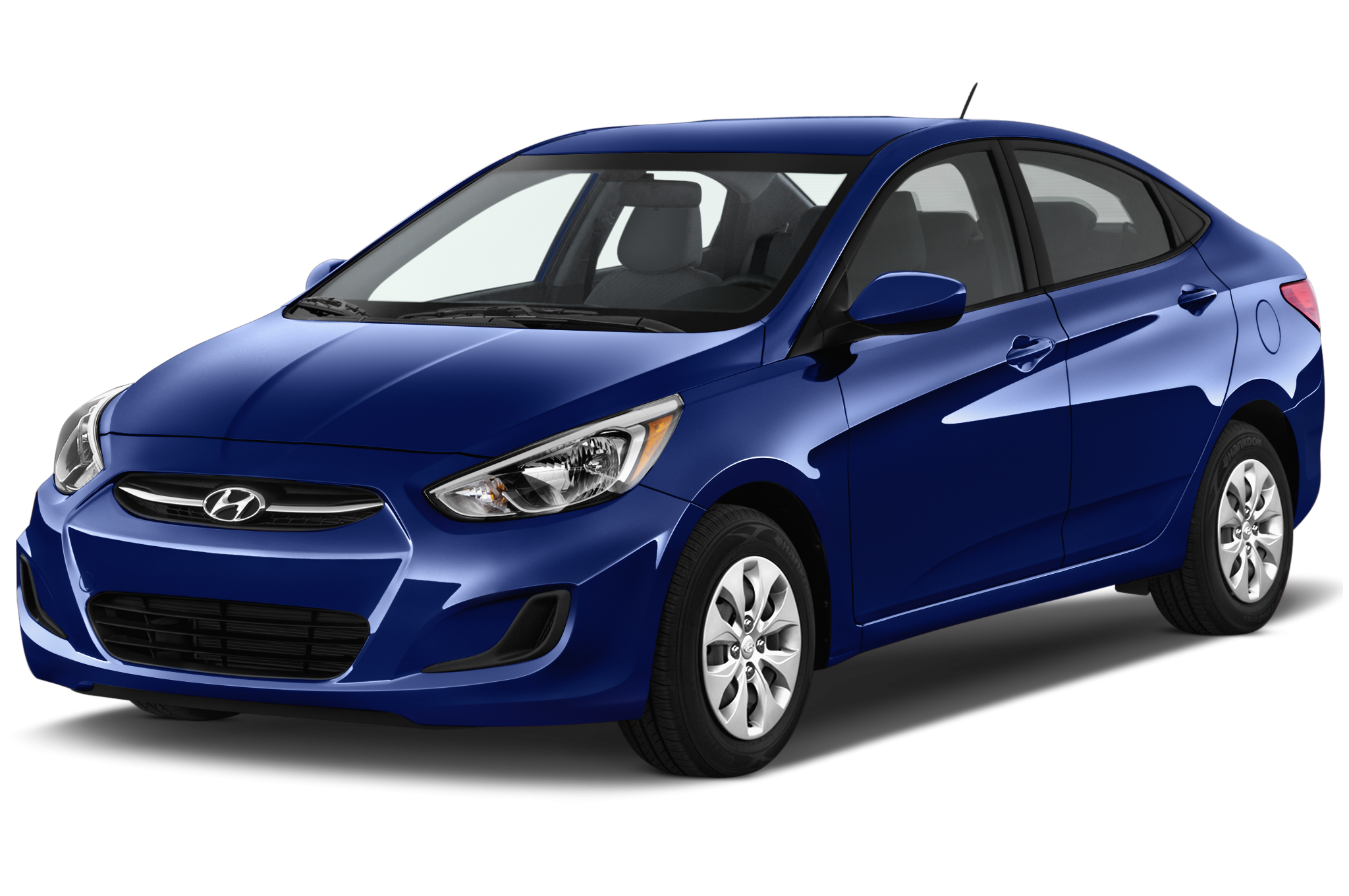Rental car Hyundai Accent cheap