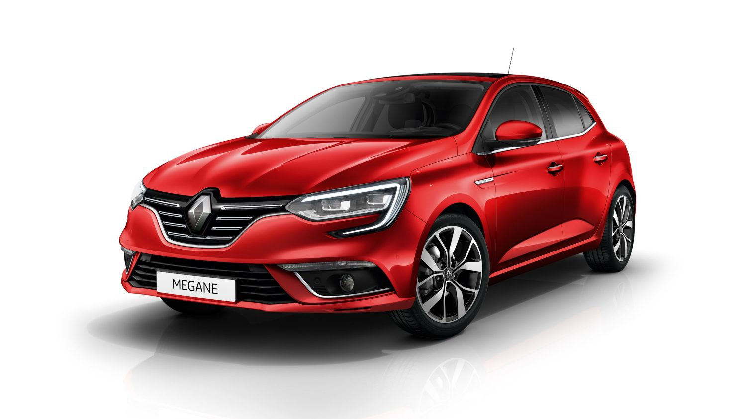Rental car Renault Megane cheap