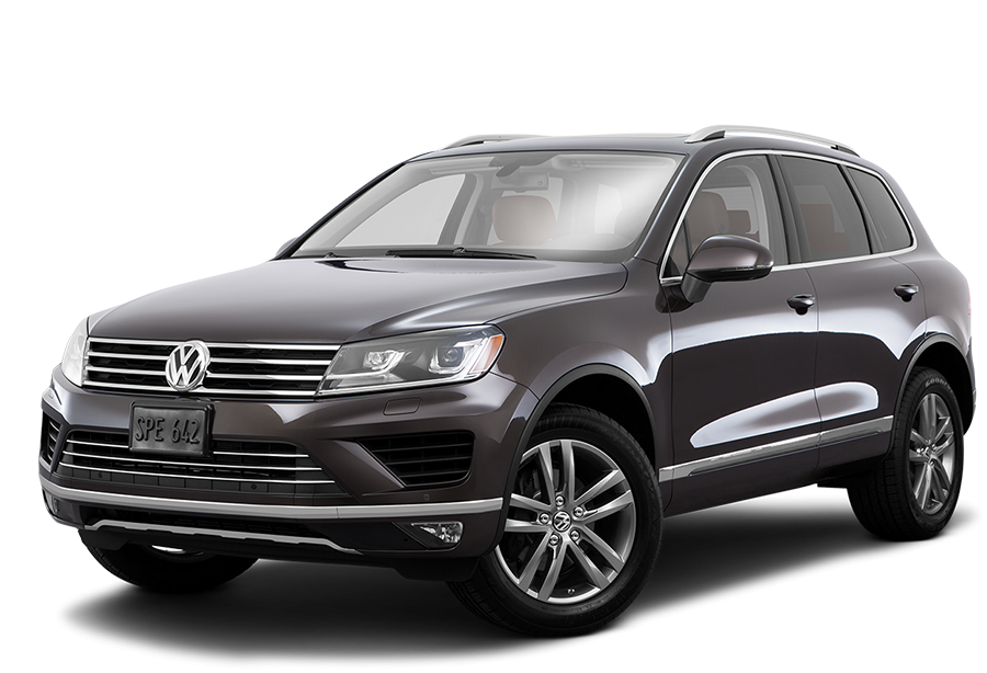 Rental car Volkswagen Touareg cheap