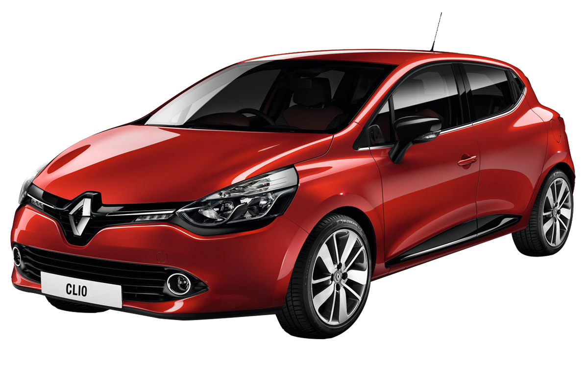 Rental car Renault Clio 4 cheap