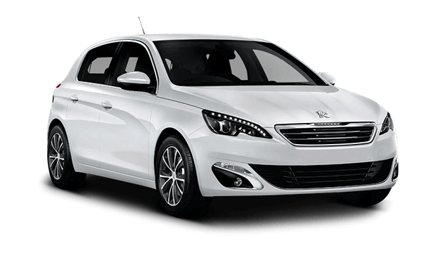Rental car Peugeot 308 cheap