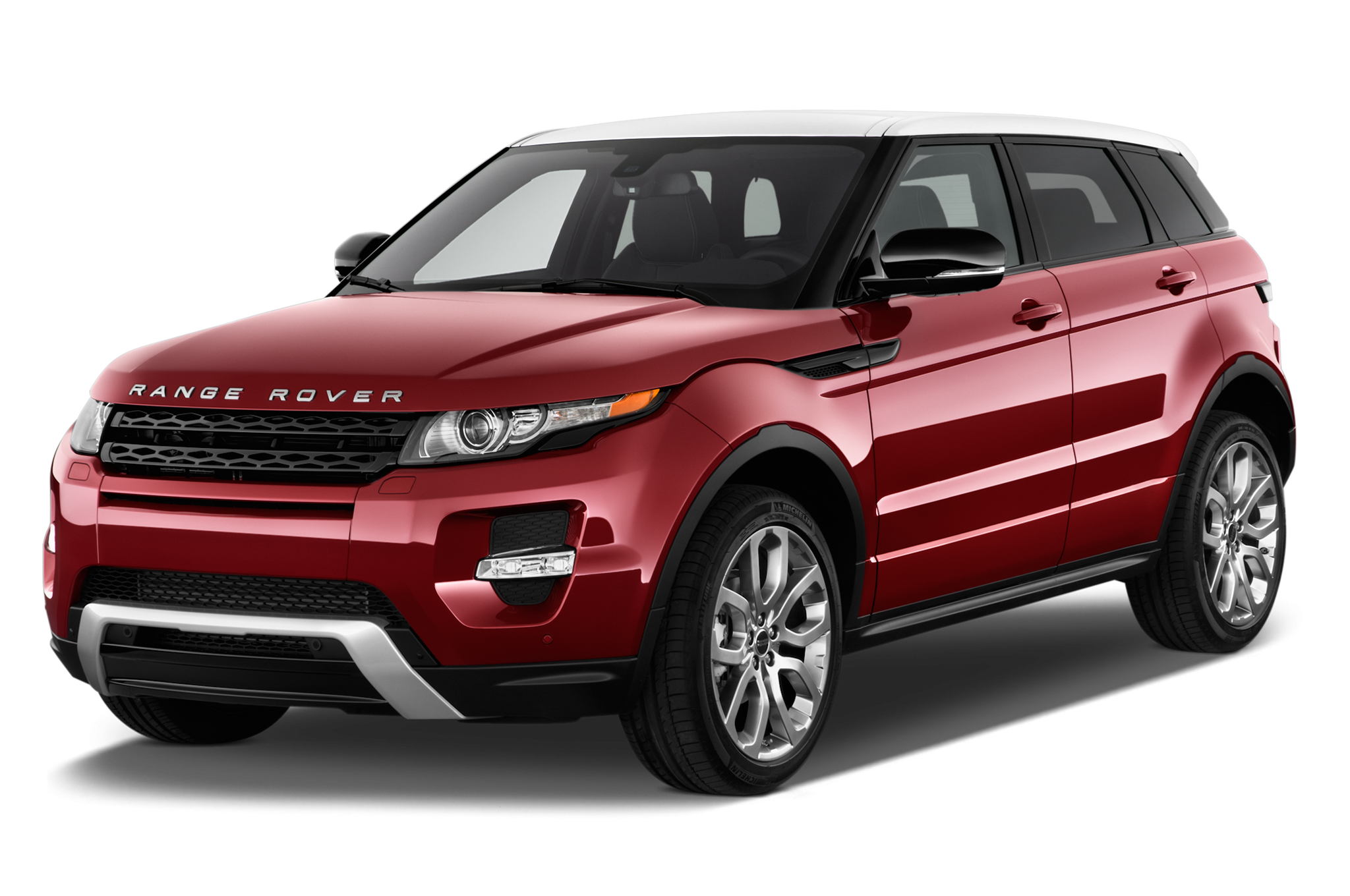Rental car Range Rover Evoque cheap