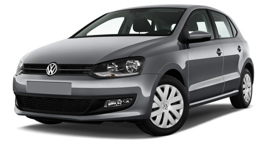 Rental car Volkswagen Polo cheap