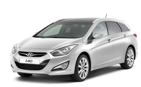 Rental car Hyundai i40 cheap