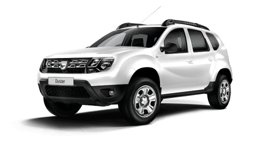 Rental car Dacia Duster cheap