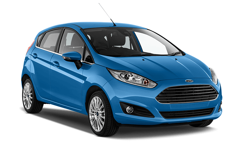 Rental car Ford Fiesta cheap